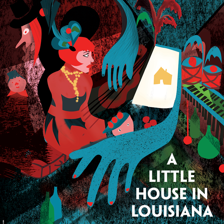 « A little house in Louisiana », spectacle de l'ensemble Caravelle
