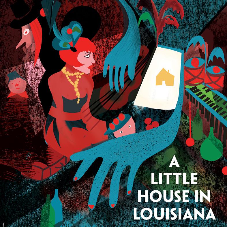 «A little house in Louisiana», spectacle de l'ensemble Caravelle