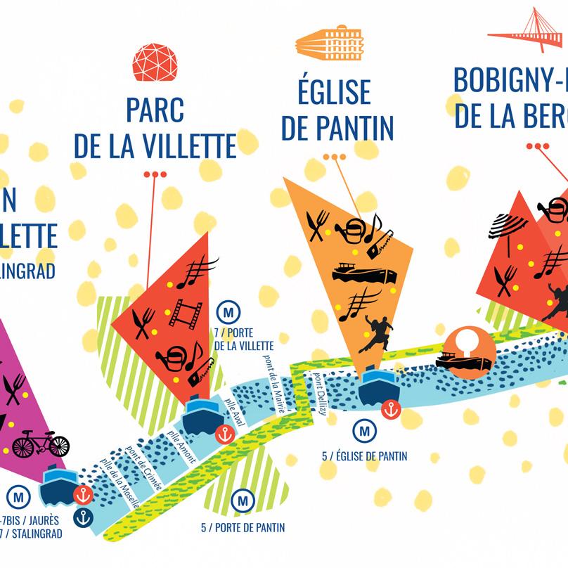 Été du canal 2015 – Festival de l'Ourcq (93)