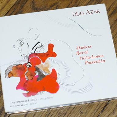 Duo Azar , musique classique