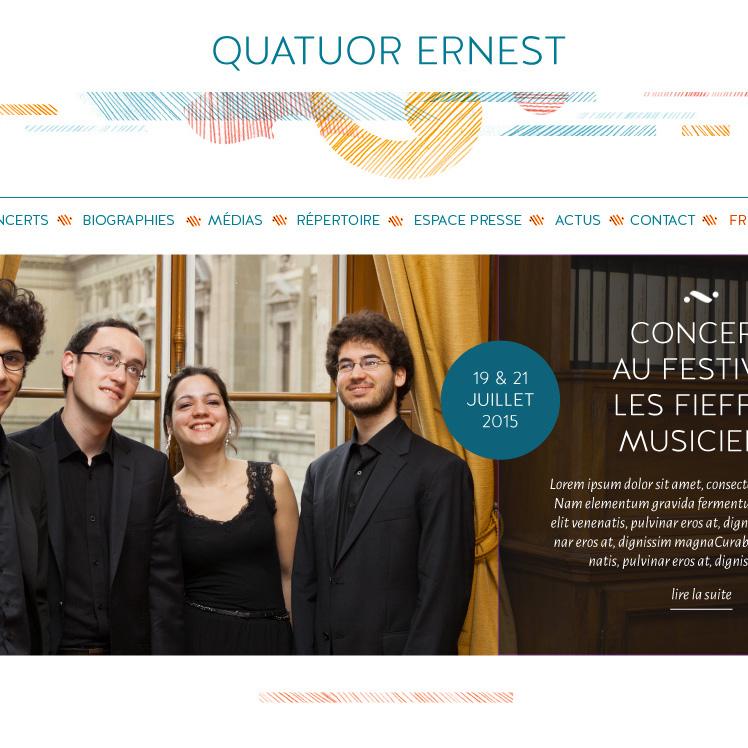 Quatuor Ernest